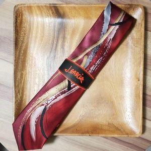 J. Garcia Capillaries Tie